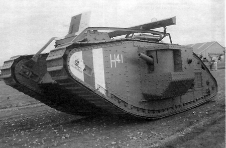 фото танка марк 1